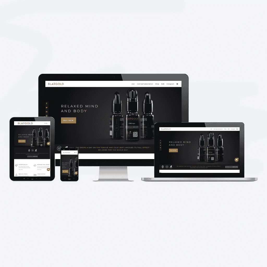 Blatt-Gold-Portfolio-ecommerce-Website-Development